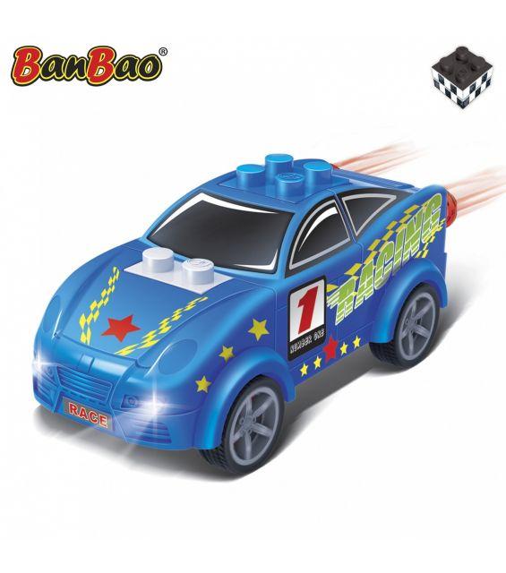 Set constructie Raceclub Sapphire, Banbao