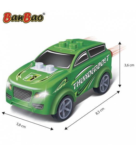 Set constructie Raceclub Spiker, Banbao