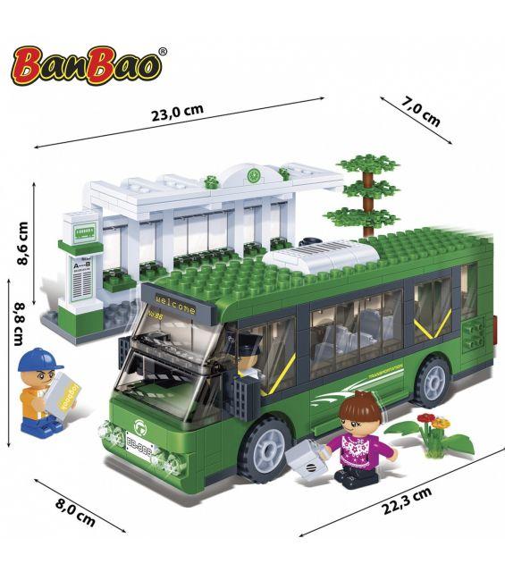 Set constructie Autobuz, Banbao