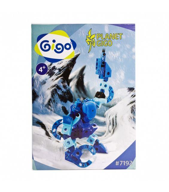 Set constructie Luptator de gheata, Gigo