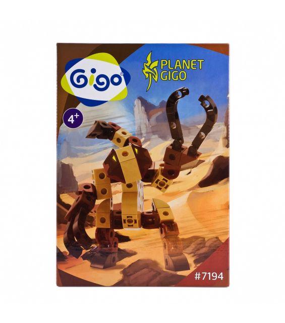 Set constructie Luptatorul desertului, Gigo