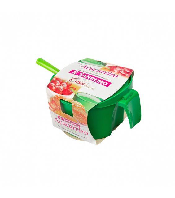 Zaharnita cu lingura si capac, 350 ml, Casar