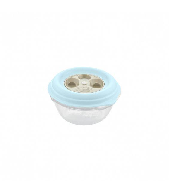 Cutie microunde, rotunda, 500 ml, Fresh Wave